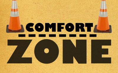 "Venture Out of Your Comfort Zone…Say 'Yes"" to Life"